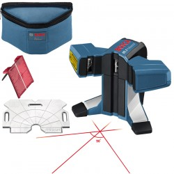 Professional Nivela laser cu linii BOSCH Professional GTL 3 - Nivele cu laser