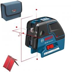 Professional Nivela laser cu linii/puncte BOSCH Professional GCL 25 - Nivele cu laser