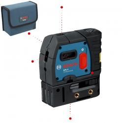 Professional Nivela laser cu puncte BOSCH Professional GPL 5 - Nivele cu laser