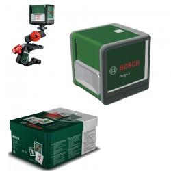 Nivela laser cu linii Bosch Verde QUIGO 2 - Nivele cu laser
