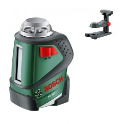 Nivela laser cu linii + Suport perete Bosch Verde PLL 360 + SUPORT - Nivele cu laser