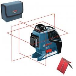 Professional Nivela laser cu linii BOSCH Professional GLL 3-80 P - Nivele cu laser