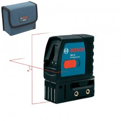 Professional Nivela laser cu linii BOSCH Professional GLL 2  - Nivele cu laser
