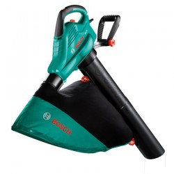 Aspirator/suflator frunze 2500 W Bosch Gradinarit ALS 25 - Suflatoare/aspiratoare de frunze