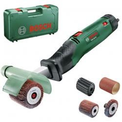 Slefuitor cu rola 250 W Bosch Verde PRR 250 ES - Slefuitoare