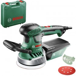 Slefuitor cu excentric 350 W Bosch Verde PEX 400 AE - Slefuitoare