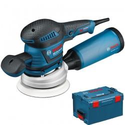 Professional Slefuitor cu excentric 400 W BOSCH Professional GEX 125-150 AVE - Slefuitoare