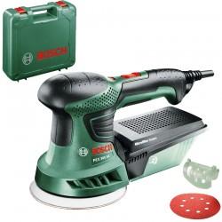 Slefuitor cu excentric 270 W Bosch Verde PEX 300 AE - Slefuitoare