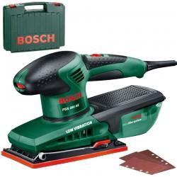 Slefuitor cu vibratii 250 W Bosch Verde PSS 250 AE - Slefuitoare