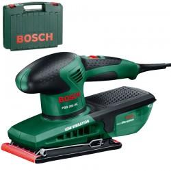 Slefuitor cu vibratii 200 W Bosch Verde PSS 200 AC - Slefuitoare