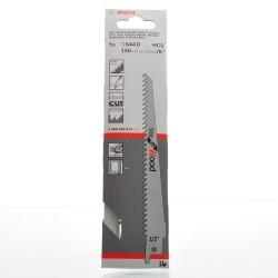 5 PANZE S644D Top for Wood - Ferastraie sabie si coada de vulpe