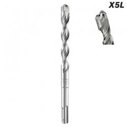 BURGHIU SDS-plus X5L 6X100X165 - Ciocane rotopercutoare