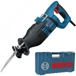 Professional Ferastrau sabie 1300 W BOSCH Professional GSA 1300 PCE - Ferastraie sabie si coada de vulpe