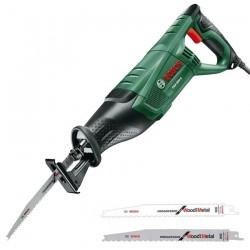 Ferastrau sabie 900 W Bosch Verde PSA 900 E - Ferastraie sabie si coada de vulpe