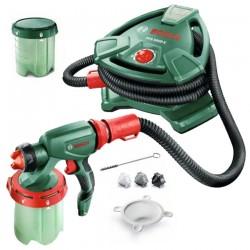 Sistem de pulverizare fina 1200 W Bosch Verde PFS 5000 E - Pistoale de vopsit si trafalete