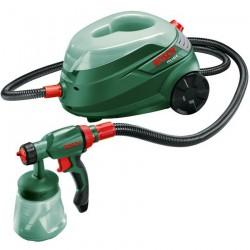 Sistem de pulverizare 350 W Bosch Verde PFS 105 E - Pistoale de vopsit si trafalete