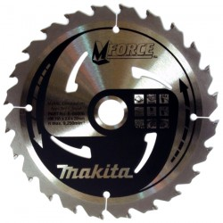 Disc MFORCE 165X20X10T LEMN, GROSIER - Ferastraie circulare