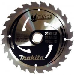 Disc MFORCE 165X20X24T LEMN MEDIU - Ferastraie circulare