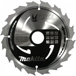 Disc MFORCE 235X30X24T LEMN MEDIU - Ferastraie circulare