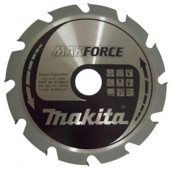 Disc MAKFORCE 190X30X12T LEMN, GROSIER - Ferastraie circulare