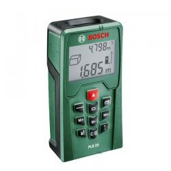 Telemetru cu laser Bosch Verde PLR 25 - Telemetre cu laser