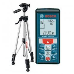 Telemetru cu laser + Trepied BOSCH Professional GLM 80 + BS 150 - Telemetre cu laser