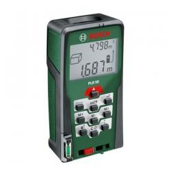Telemetru cu laser Bosch Verde PLR 50 - Telemetre cu laser