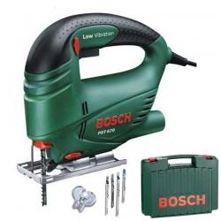 Ferastrau vertical 500 W Bosch Verde PST 670 - Ferastraie verticale