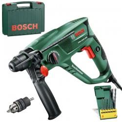Ciocan rotopercutor SDS-plus 600 W 1,9 J Bosch Verde PBH 2500 SRE + 6 BURGHIE - Ciocane rotopercutoare