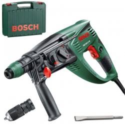 Ciocan rotopercutor SDS-plus 750 W 2,8 J Bosch Verde PBH 3000-2 FRE - Ciocane rotopercutoare