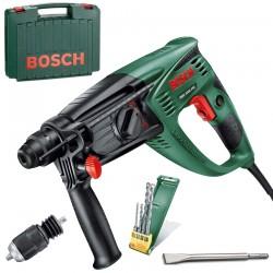 Ciocan rotopercutor SDS-plus 720 W 2,8 J Bosch Verde PBH 3000 FRE - Ciocane rotopercutoare