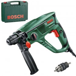 Ciocan rotopercutor SDS-plus 550 W 1,7 J Bosch Verde PBH 2100 SRE - Ciocane rotopercutoare