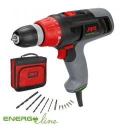 Surubelnita electrica, 38 Nm + Geanta + Accesorii Skil Hobby 6221AD - Masini de insurubat