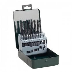 CASETA 19 BURGHIE METAL 1-10 mm - Masini de insurubat