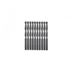 10 BURGHIE METAL HSS-R 4,0x43x75 - Masini de insurubat