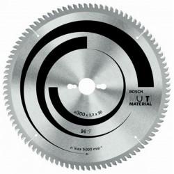 DISC MULTIMATERIAL 254X30X96T (FOARTE FIN) - Ferastraie stationare