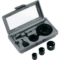 SET 11 COROANE TAIERE 22-68 mm - Masini de gaurit