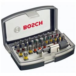 BOSCH Professional Set 31 biti + adaptor - Masini de gaurit