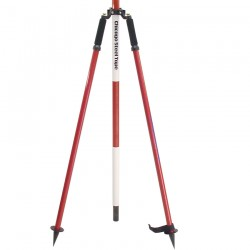 67-4260X Stativ cu doua picioare pentru jaloane prisme cu Ø 25-38 mm - Statii totale