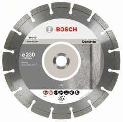 DISC DIAMANTAT BETON 230 PROFESSIONAL - Masini de taiat/frezat cu disc diamantat