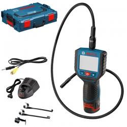 Professional Camera de inspectie cu display LCD 10,8 V BOSCH Professional GOS 10,8 V-LI - Camere de inspectie cu acumulator