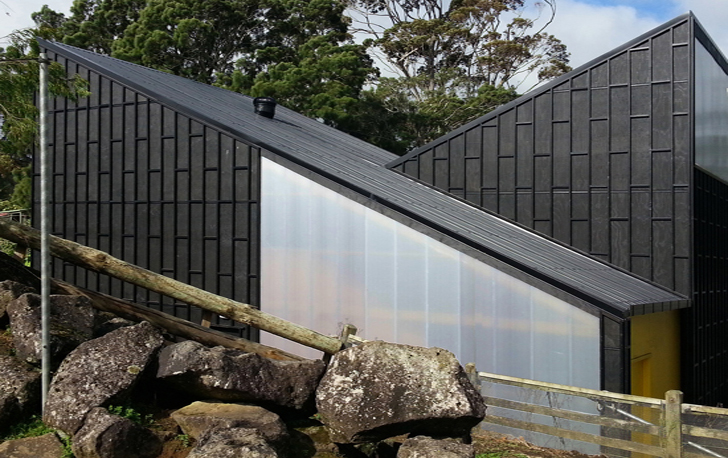 Noua casa pentru girafe de la gradina zoologica din Auckland - Noua casa pentru girafe de