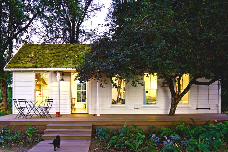 O veche casa in Oregon adaptata pentru familie si prieteni - O veche casa in Oregon