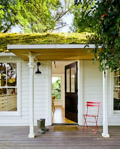O veche casa in Oregon adaptata pentru familie si prieteni - Casa in Oregon - acoperis