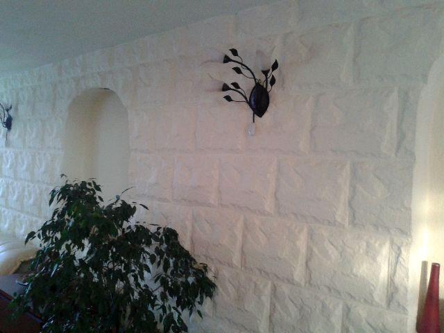 Placare cu piatra perete interior - CONSTRUCTII MILLENIUM 2 - Placare cu piatra perete interior -