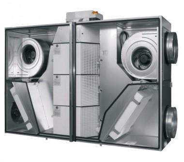 Unitate de ventilatie DUPLEX S Flexi - Unitati de ventilatie cu recuperare de caldura