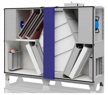 Unitate de ventilatie DUPLEX Multi - Unitati de ventilatie cu recuperare de caldura
