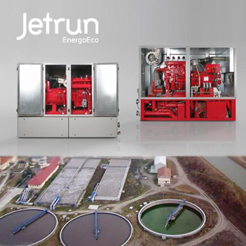 Statia de epurare Alba iulia - Economie la energie cu Jetrun EnergoEco