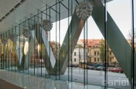 Procesare sticla exterior si interior Cathedral Plaza Bucuresti - Procesare sticla exterior si interior Cathedral Plaza Bucuresti