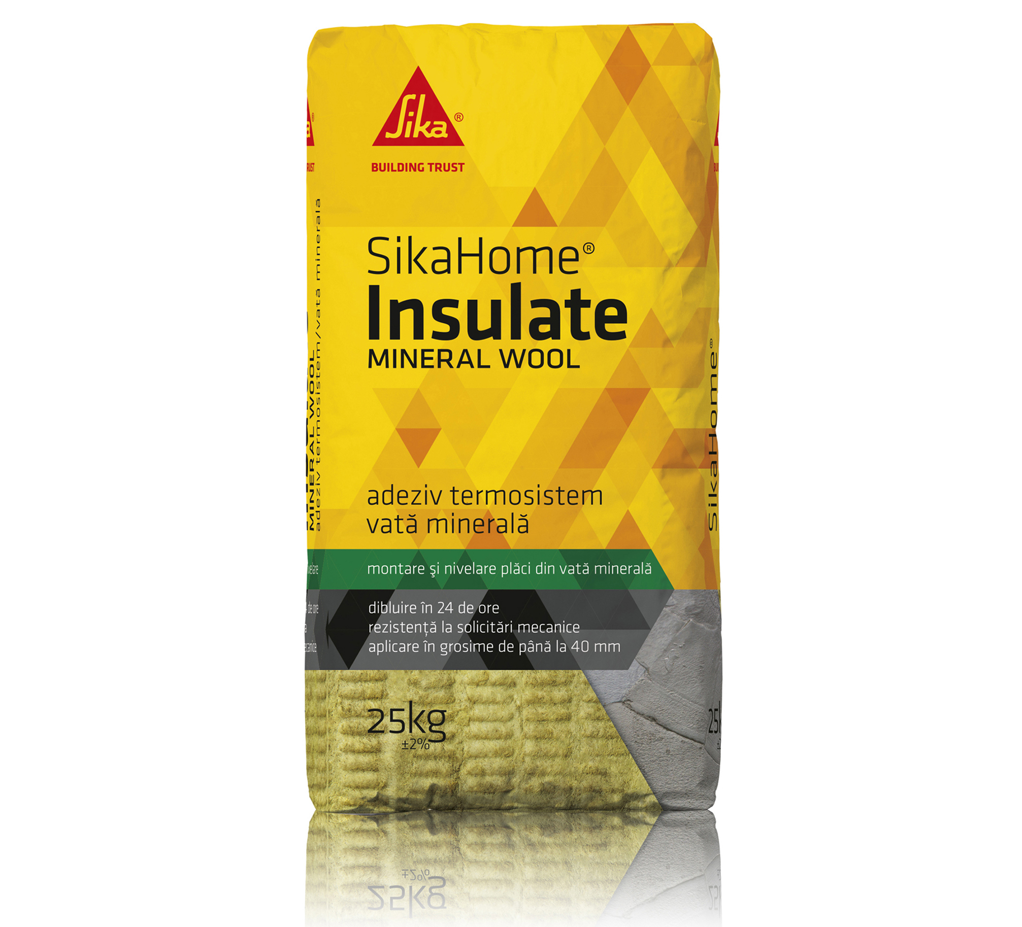 SikaHome Insulate Mineral Wool - SikaHome Insulate Mineral Wool